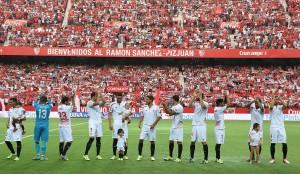 FOTO SEVILLA FC