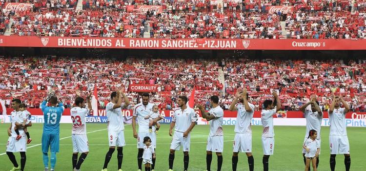 Football in Seville